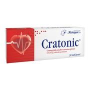 Cratonic, 124,8 mg, tabletki powlekane, 30 szt.