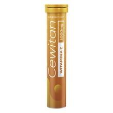 Cewitan Witamina C 1000 mg, tabletki musujące, 15 szt.