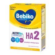 Bebiko HA2 Nutriflor Extracare, hipoalergiczne mleko następne, 350 g