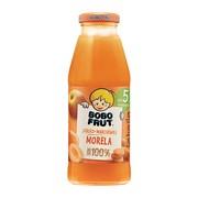 Bobo Frut 100%, sok jabłko, marchew, morela, 5 m+, 300 ml