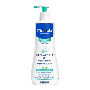 Mustela Stelatopia, krem myjący, 500 ml