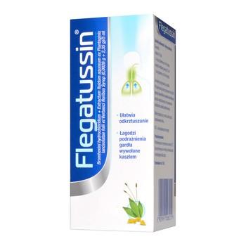 Flegatussin, syrop, 115 ml