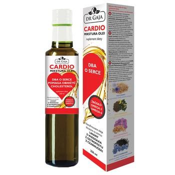 Dr Gaja Mikstura Olei Cardio, olej, 250 ml