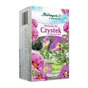 Herbatka Czystek fix, 1,3 g, 30 szt.(Herbapol Kraków)