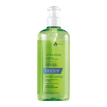 Ducray Extra Doux, szampon dermatologiczny do częstego stosowania, 400 ml