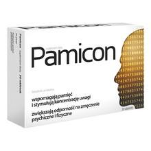 Pamicon, tabletki, 30 szt.