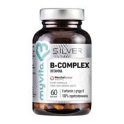 MyVita Silver B-Complex 100%, kapsułki, 60 szt.