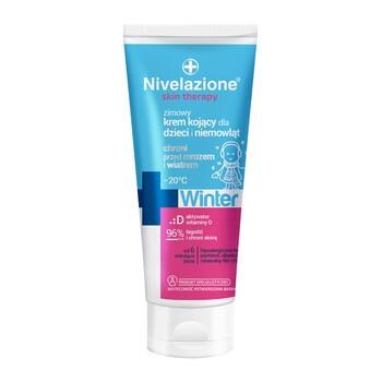 Nivelazione Skin Therapy Winter, zimowy krem kojący dla dzieci i niemowląt, 75 ml