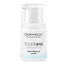 Dermedic Tolerans Sensitive, krem odżywczy na noc, 55 g