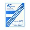 Czopki glicerolowe, 2 g, 10 szt. (Avena)