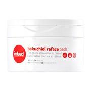 Indeed Labs Bakuchiol Reface, płatki do twarzy, odnowa komórek, 30 szt