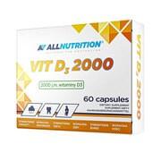 Allnutrition Vit D3 2000, kapsułki, 60 szt.