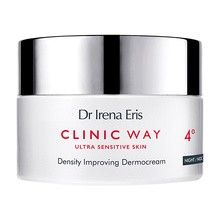 Dr Irena Eris Clinic Way 4°, lifting peptydowy, krem na noc, 50 ml
