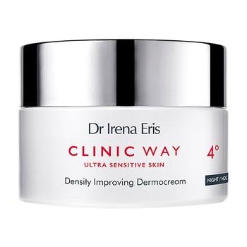 Dr Irena Eris Clinic Way 4°, lifting peptydowy, krem na noc, 50 ml
