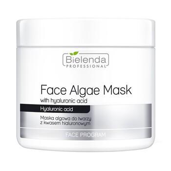 Bielenda Professional, maska algowa do twarzy z kwasem hialuronowym, 190 g