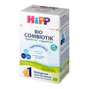 HiPP 1 BIO Combiotik, mleko początkowe, proszek, 550 g