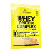 Olimp Whey Protein Complex 100%, proszek, smak waniliowy, 35 g