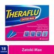 Theraflu Zatoki Max, 500 mg+30 mg, tabletki powlekane, 18 szt.