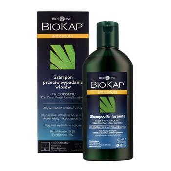 Biokap Anticaduta, szampon przeciw wypadaniu włosów, 200 ml