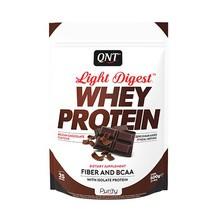 QNT Light Digest Whey Protein, proszek, smak belgijska czekolada, 500 g