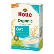 Holle Organic Bio, kaszka owsiana pełnoziarnista, 4 m+, 250 g