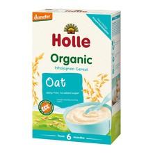 Holle Organic Bio, kaszka owsiana pełnoziarnista, 250 g