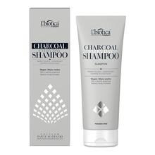 L 'Biotica Professional Therapy Charcoal, energetyzująco-odświeżający szampon oczyszczający, 250 ml
