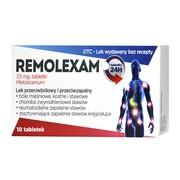 Remolexam, 7,5 mg, tabletki, 10 szt.