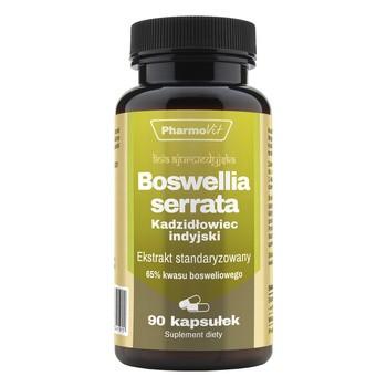 Pharmovit Boswellia serrata, kadzidłowiec indyjski, kapsułki, 90 szt.