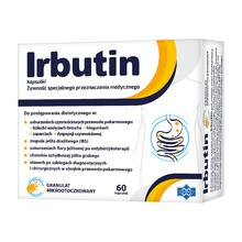 Irbutin, kaps., 60 szt
