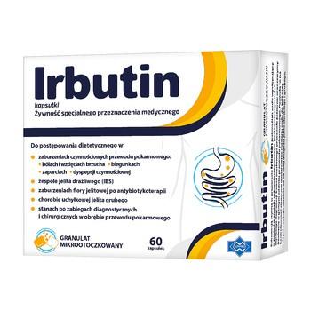 Irbutin, kapsułki, 60 szt