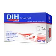DIH Max Comfort, 1000 mg, tabletki powlekane, 30 szt.