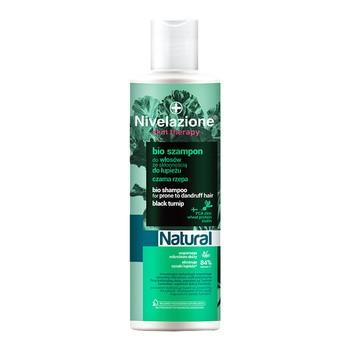 Nivelazione Skin Therapy Natural, Bio szampon do włosów ze skłonnością do łupieżu, 300 ml