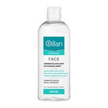 Oillan Balance, dermatologiczny płyn micelarny, 400 ml