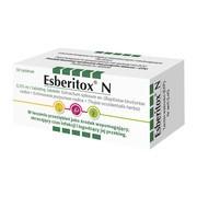 Esberitox N, 0,215 ml, tabletki, 50 szt.