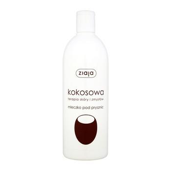 Ziaja Kokosowa, mleczko pod prysznic, 500 ml
