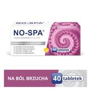 No-Spa, 40 mg, tabletki, 40 szt.