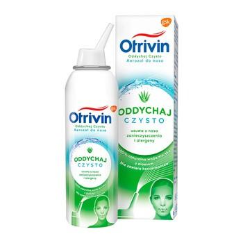 Otrivin Oddychaj Czysto, aerozol do nosa, 100 ml