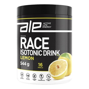 ALE Active Life Energy Race Lemon, proszek, Isotonic Drink, 544 g