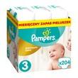 Pampers Premium Care 3, (5-9kg), 204 szt.
