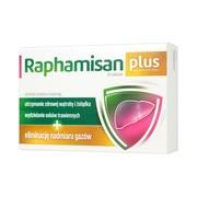Raphamisan plus, tabletki, 30 szt.