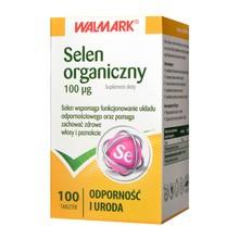 Selen, 100 µg, tabletki, 100 szt. (Walmark)