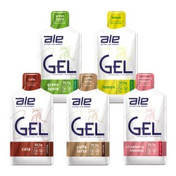 Zestaw ALE Active Life Energy Gel - Mix