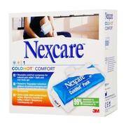 Nexcare Cold Hot Comfort, okłady żelowe ciepło-zimno, 11 x 26 cm, 1 szt.