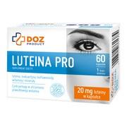 DOZ PRODUCT Luteina Pro, kapsułki, 60 szt.