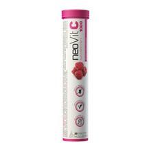 NeoVit C 1000, tabletki musujące, smak malinowy, 20 szt.