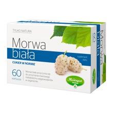 Morwa Biała, kapsułki, (Herbapol Poznań), 60 szt.