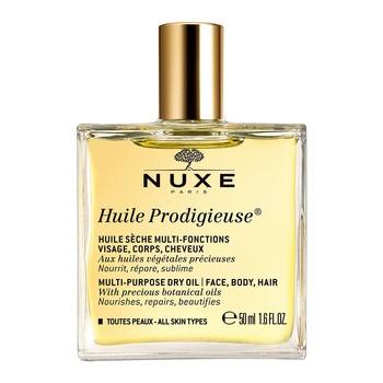 Nuxe Huile Prodigieuse, suchy olejek o wielu zastosowaniach, 50 ml