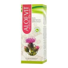 Aloevit, płyn odżywczo-wzmacniający, ziołowa wcierka do włosów i skóry głowy, 100 ml