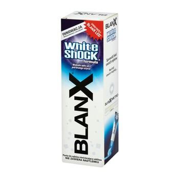 BlanX White Shock, pasta do zębów, 75 ml